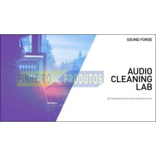 Magix Sound Forge Audio Cleaning Lab 23.0.0.19  Lançamento 2019