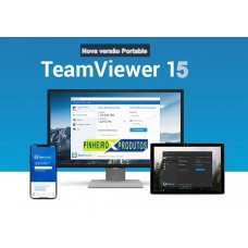 TeamViewer 15 Full Version Portable